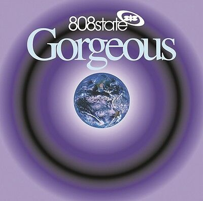 808 State Gorgeous New Sealed Ltd Double 180G Coloured Vinyl Lp Reissue In Stock