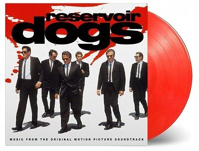 Reservoir Dogs Soundtrack New Sealed Ltd Red Vinyl Lp In Stock