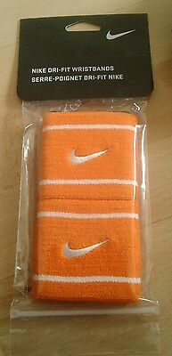 BNWT Nike Dri Fit  Sweatbands Wristbands Tennis