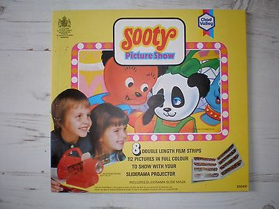 Vintage CHAD VALLEY SOOTY Picture Show Film Strip Slide Sliderama Projector 1975
