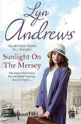 Sunlight on the Mersey by Lyn Andrews, Book, New (Paperback)
