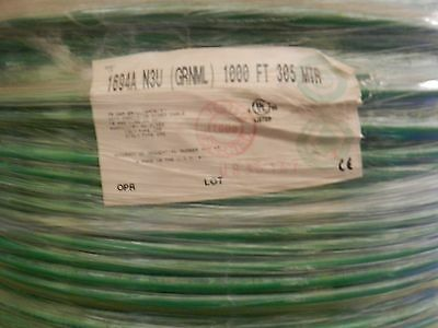 Belden 1694A 010 Green 1000Ft Brand New
