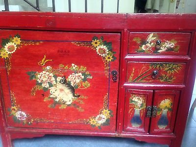 Meuble Commode De Style Chinois