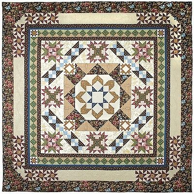 "The Storytellers quilt kit  size 102""×102"""