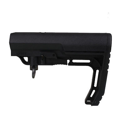 Adjustable MFT Stock Mission First Tactical Quick Release Hunting Rail
