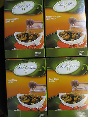 Ideal Protein Sweet And Spicy Trail Mix  (4 Boxes Of 7)