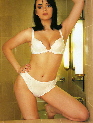 MARTINE MCCUTCHEON HQ Glamour SAUCY Photo (6x4 or 11x8) - 6 to choose from
