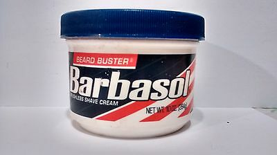 Vintage Barbasol brushless shave cream VINTAGE