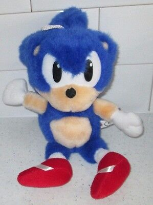 Sega Nintendo Sonic The Hedgehog Large Pms Plush Soft Toy