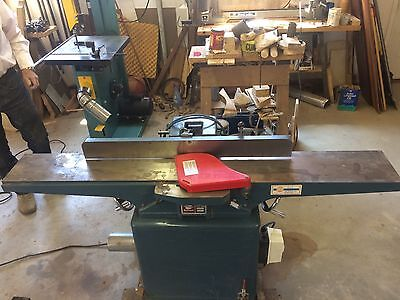 "8"" Sunhill Jointer"