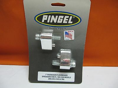 "Pingel 1621-0069 Passenger Floorboard Spreaders 1"" (Qty 2) Nos"