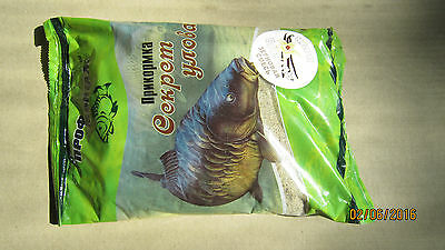 "Groundbait for Fish Carp Сrucian Bream Fishing Bait ""vanilla"" 1kg from Ukraine"