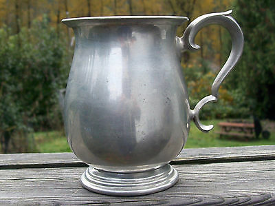 Marlboro Pewter Tankard made in Canada