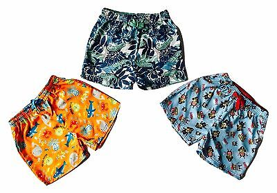 Baby Boys Swimming Shorts NEW Ex Adams Swim Wear 3 6 9 12 18 24 36 Months