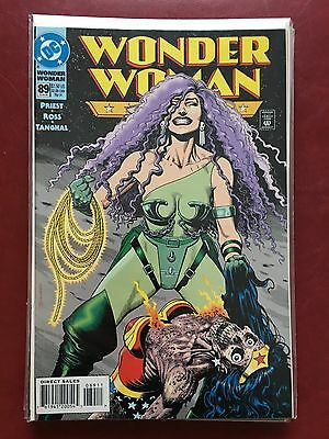 Wonder Woman #89 (1987 Series Dc) Nm Circe App Brian Bolland Cover New Movie Hot