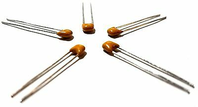 25PCS MultiComp 220 pF, 100 V, ±10%, Radial Multilayer Ceramic Capacitor - New