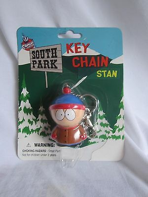 SOUTH PARK STAN KEYCHAIN new and sealed (BH)