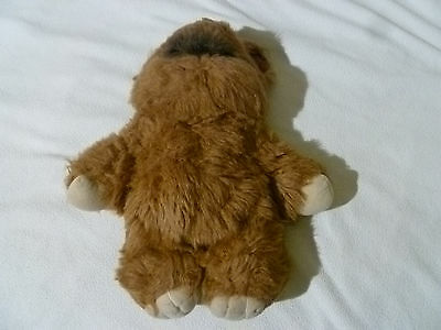 "Vintage 15"" Wicket The Ewok Plush Toy Stuffed Animal Kenner Esb Rotj 1983 Lfl >>"