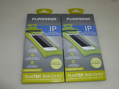 160x NEW CELL PHONE PUREGEAR SONY XPERIA E3 IMPACT PROTECTION SCREEN 60884PG NIB