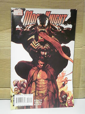 Marvel Comic Moon Knight Issue 21 -Red Cover - Oct 2008- Brand New- L116