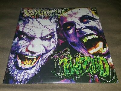 SEALED TWIZTID PSYCHOMANIA VIP CD MAJIK NINJA ENTERTAINMENT insane clown posse