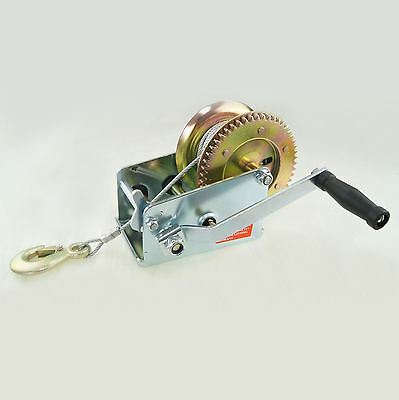 Hand winch wire cable 1100KG