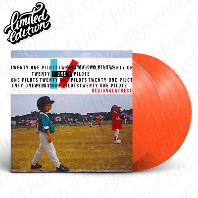 Twenty One Pilots - Regional At Best [2LP] Limited Edition Vinyl US Clear/Color