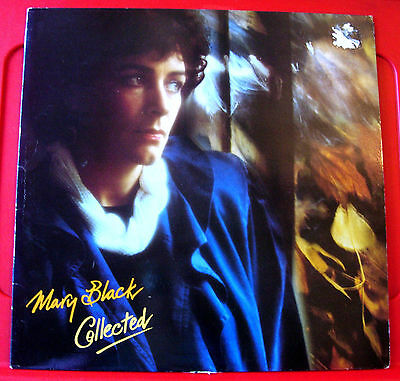 Mary Black Collected LP IRISH 1984 Dara 011 DIFFERENT TRACK LISTING VINYL