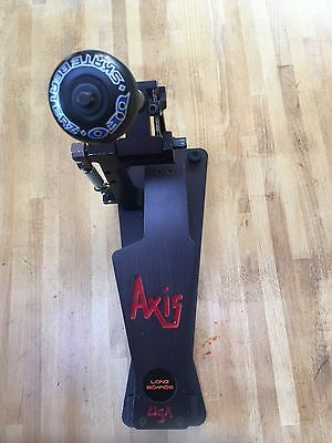 Axis longboards Single Bass Drum Pedal