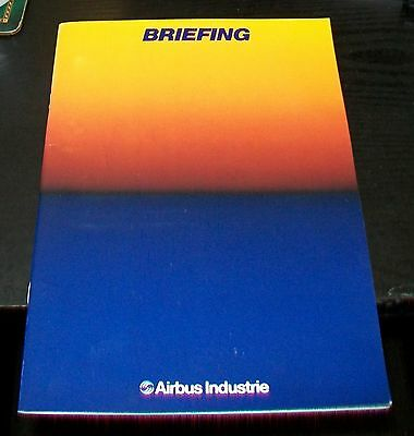 AIRBUS INDUSTRIE COMPANY INFORMATION BROCHURE. inc A300 A310 A320 MAY 1984