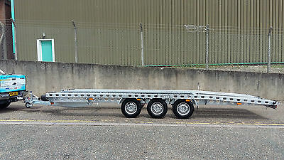 New Car Transporter Recovery Trailer 23 FT 3500 KG . 3 YEARS WARRANTY