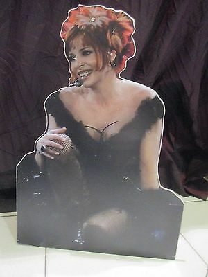 mylene farmer plv presentoir stand up   display 40cm