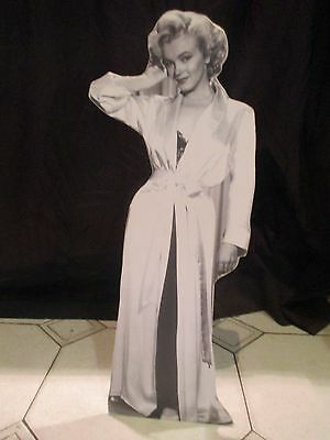 MARILYN MONROE    plv presentoir stand up   display 40cm