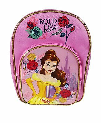 Disney Princess Belle Backpack - Bold as a Rose Beauty and The Beast