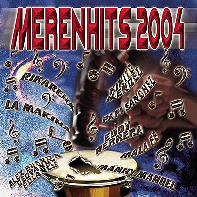 Merenguehits 2004 Audio CD