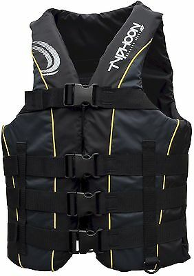 Typhoon 4 Buckle 50N Buoyancy Aid Ski Vest Canoe Kayak