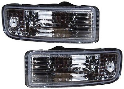 Autoart Toyota Celica Gt4 St205 94-1999 Crystal Clear Chrome Front Indicators