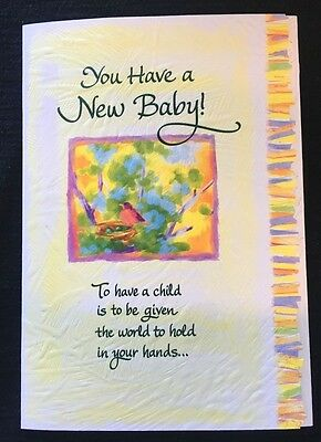 Blue mountain arts greeting card you have a new baby 312 blue mountain arts greeting card you have a new baby m4hsunfo