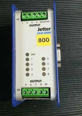 Jetter Jx2-Od8 Expansion Module (R5S12.8B2)