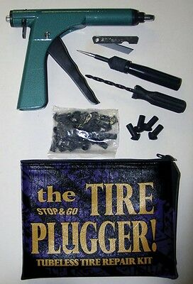 STOP 'n GO  TYRE PLUGGER KIT DELUXE STYLE