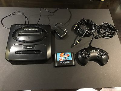 Sega Genesis 2 S-video Modded....