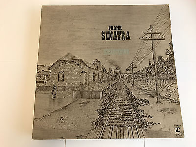 Frank Sinatra – Watertown – RSLP 1031 – LP Vinyl Record MINT-/EX