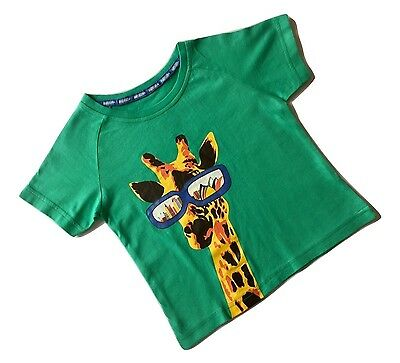 Baby Boy Tops Boys T Shirts NEW Kids Summer Outfits Top Clothes UK 18-24 Months