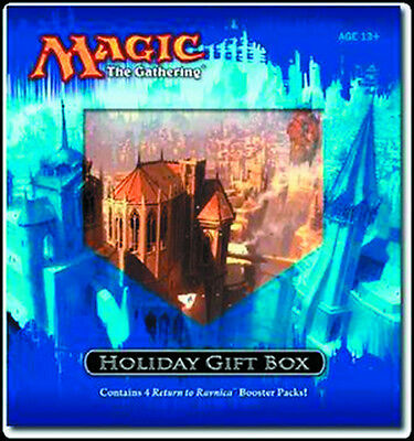 Holiday Gift Box 2012 Return to Ravnica Sealed Brand New Magic the Gathering MTG