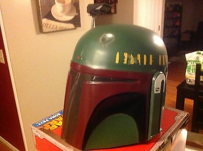 Star Wars Boba Fett Deluxe Collector's Helmet