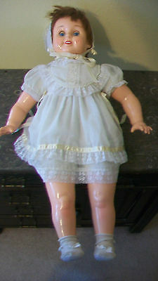 Baby Rosebud Horsman Doll Le Replica Of 1928 Version From 1993 #1509