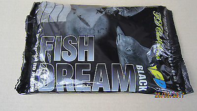 "Groundbait for Fish Carp Сrucian Bream Fishing Bait ""FishDream""  'Black'"