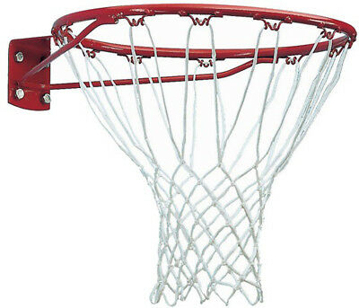 Netball Board Spare Hoop Ring Set in Hollow Pipe 15mm With Net & Free BasketBall