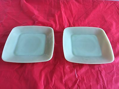 Jadeite Fire King CHARM- Lunch Plate s -2