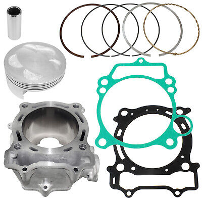 CAST ALUMINIUM ENGINE CYLINDER and PISTON KIT FITS YAMAHA YFZ450 2004-2013